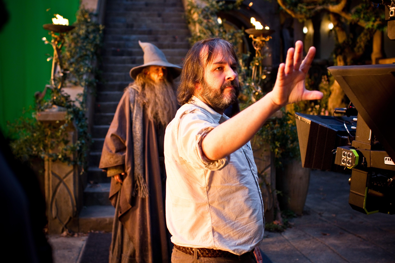 Peter Jackson to produce Hobbit films picture
