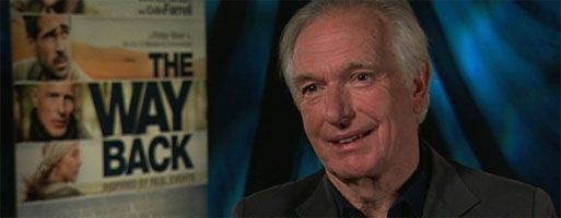 Director Peter Weir Interview THE WAY BACK sliceInterview