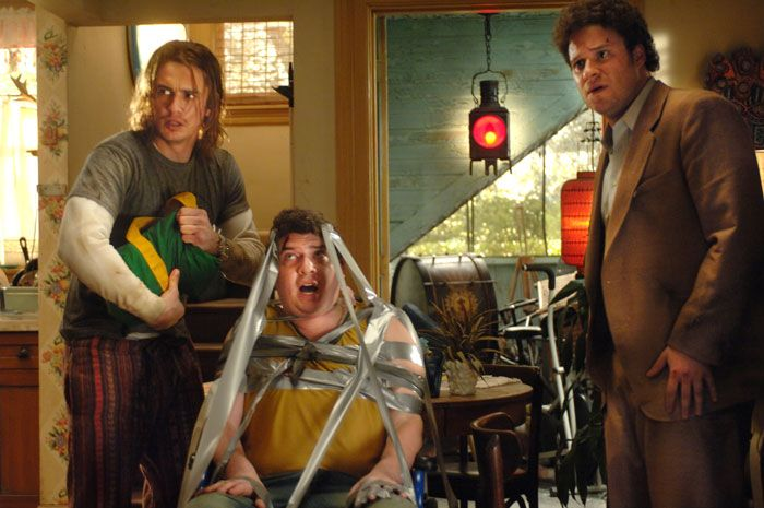seth rogen talks the apocalypse pineapple express 2 and