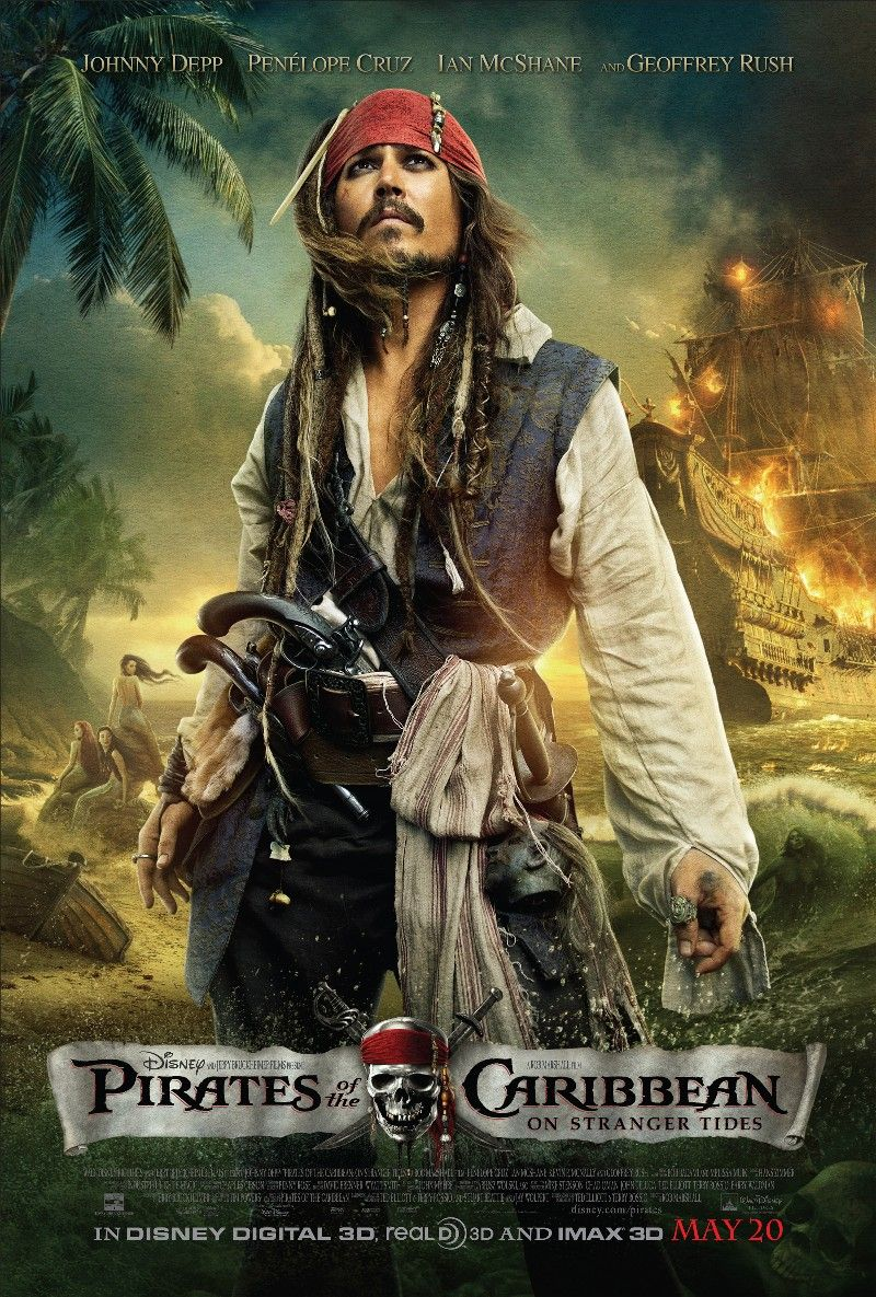 Pirates of the caribbean on stranger tides 2017 french ts md repack 1cd xvid avi