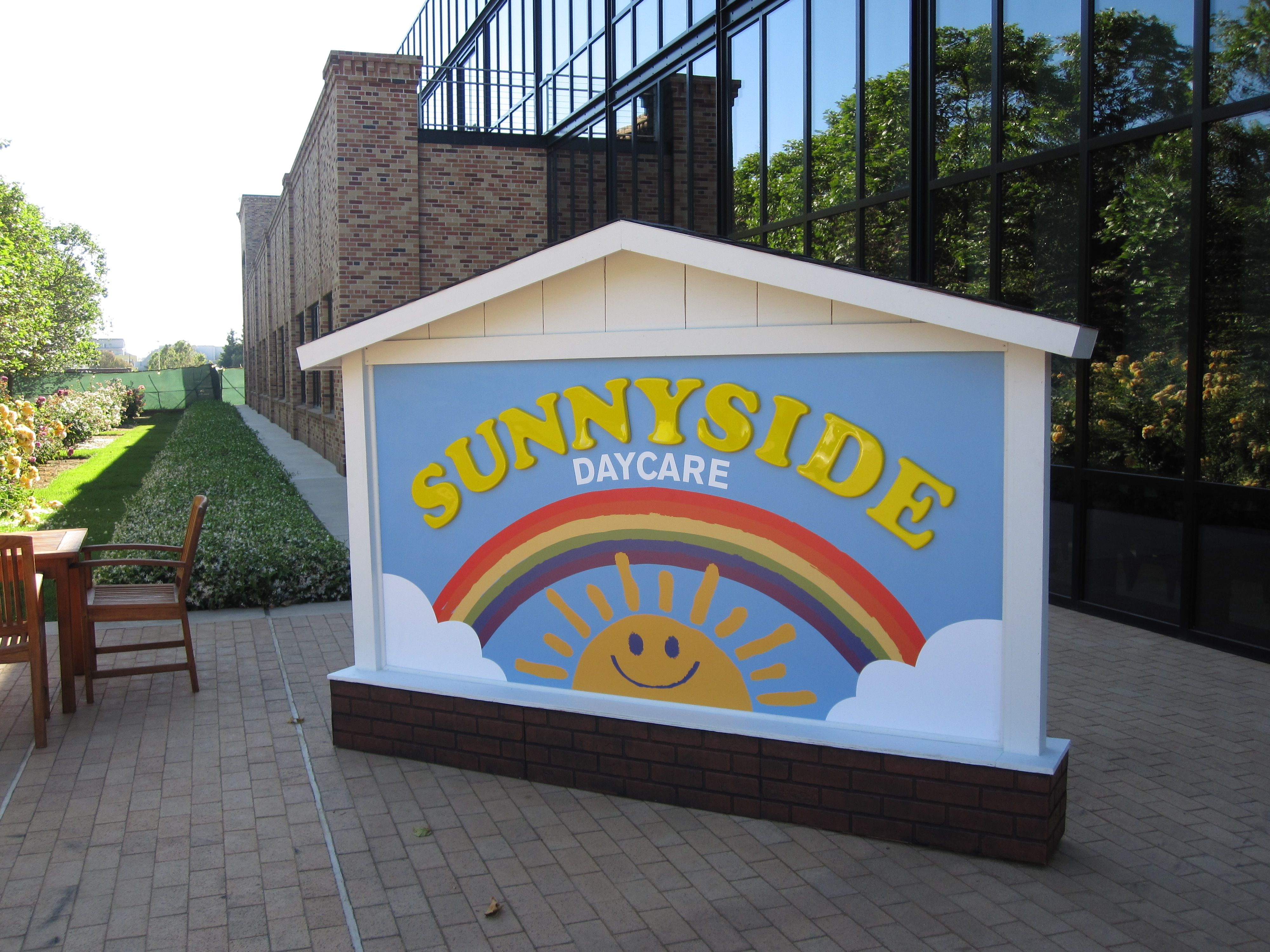 Toy Story 3 Sunnyside Daycare : Photos of matt s visit to pixar animation studios for the