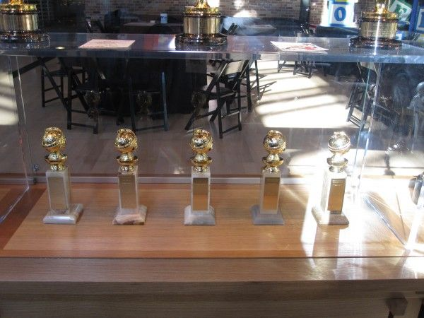 Pixar's Golden Globes