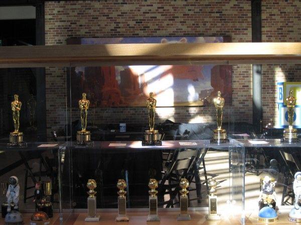 Pixar's Oscars