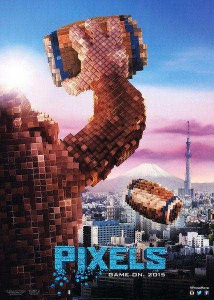 pixels-poster-donkey-kong