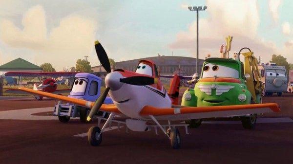 planes dusty