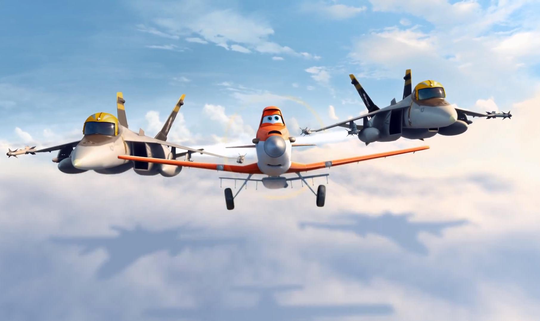 Planes Interview: Dane Cook Talks Disney Animated Movie ...