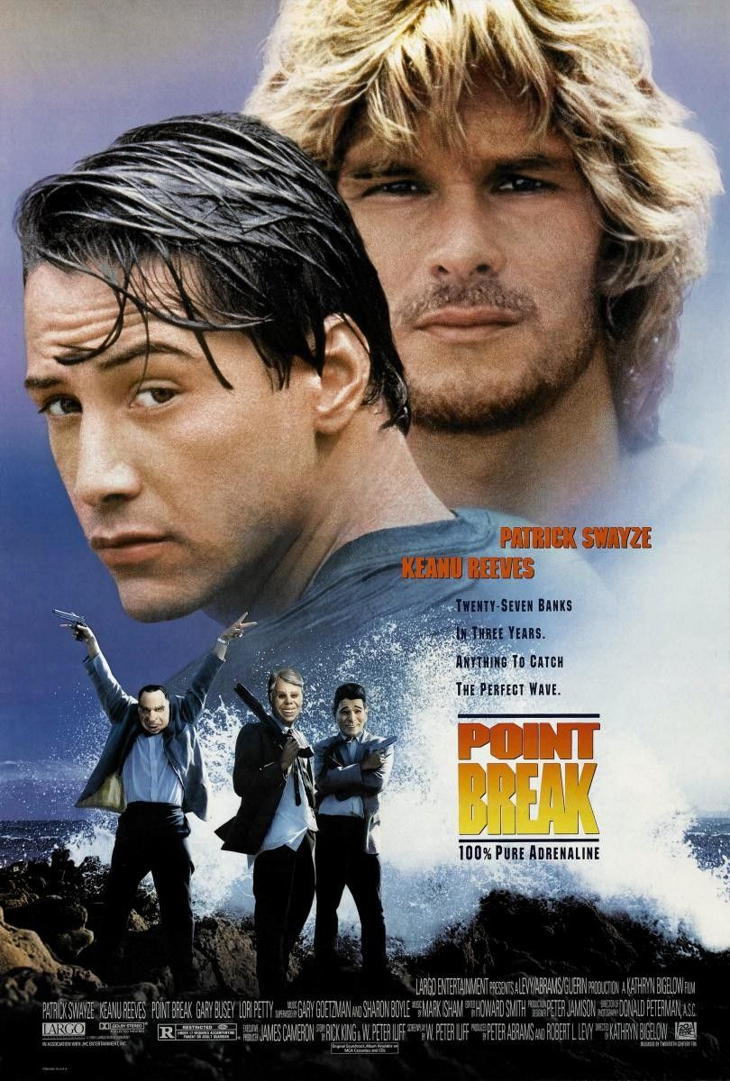 POINT BREAK Remake Story Details. POINT BREAK Stars Gerard ...