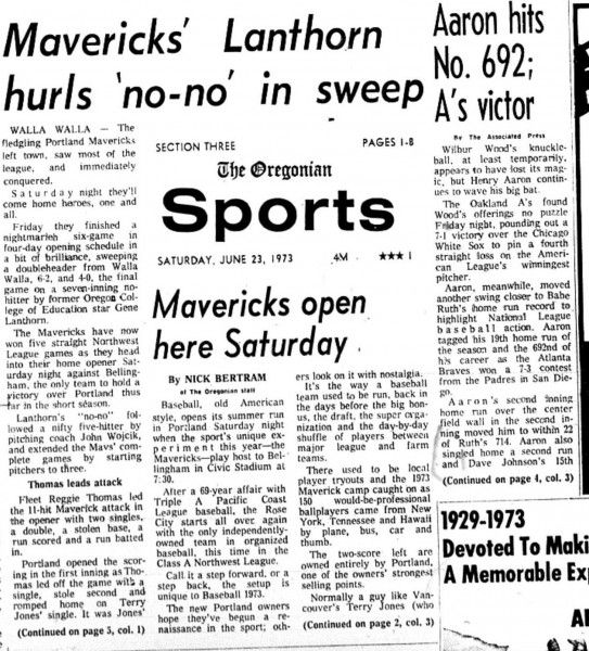 portland-mavericks-headline-newspaper