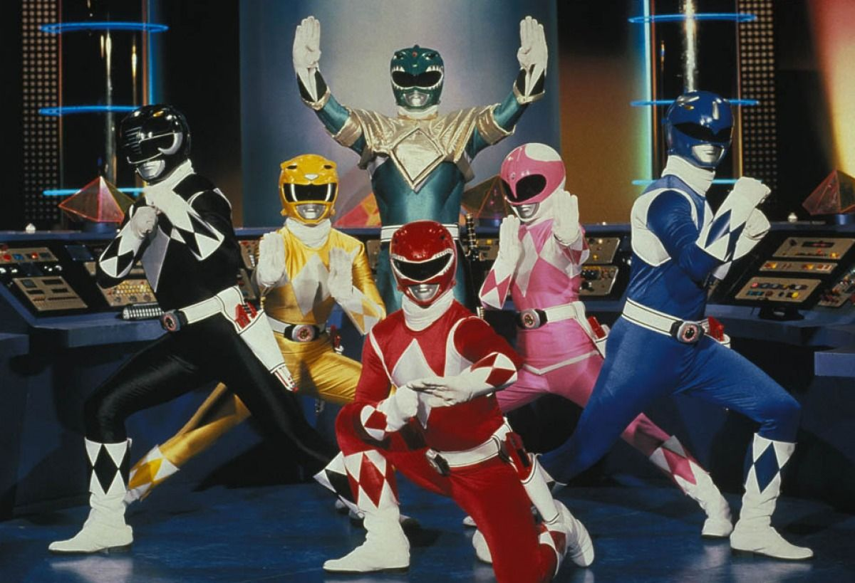 Power Rangers Movie Release Date Set for July 22, 2016