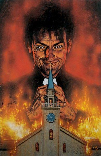 preacher-comic-book