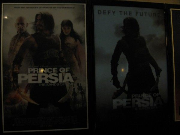 Prince of Persia movie posters