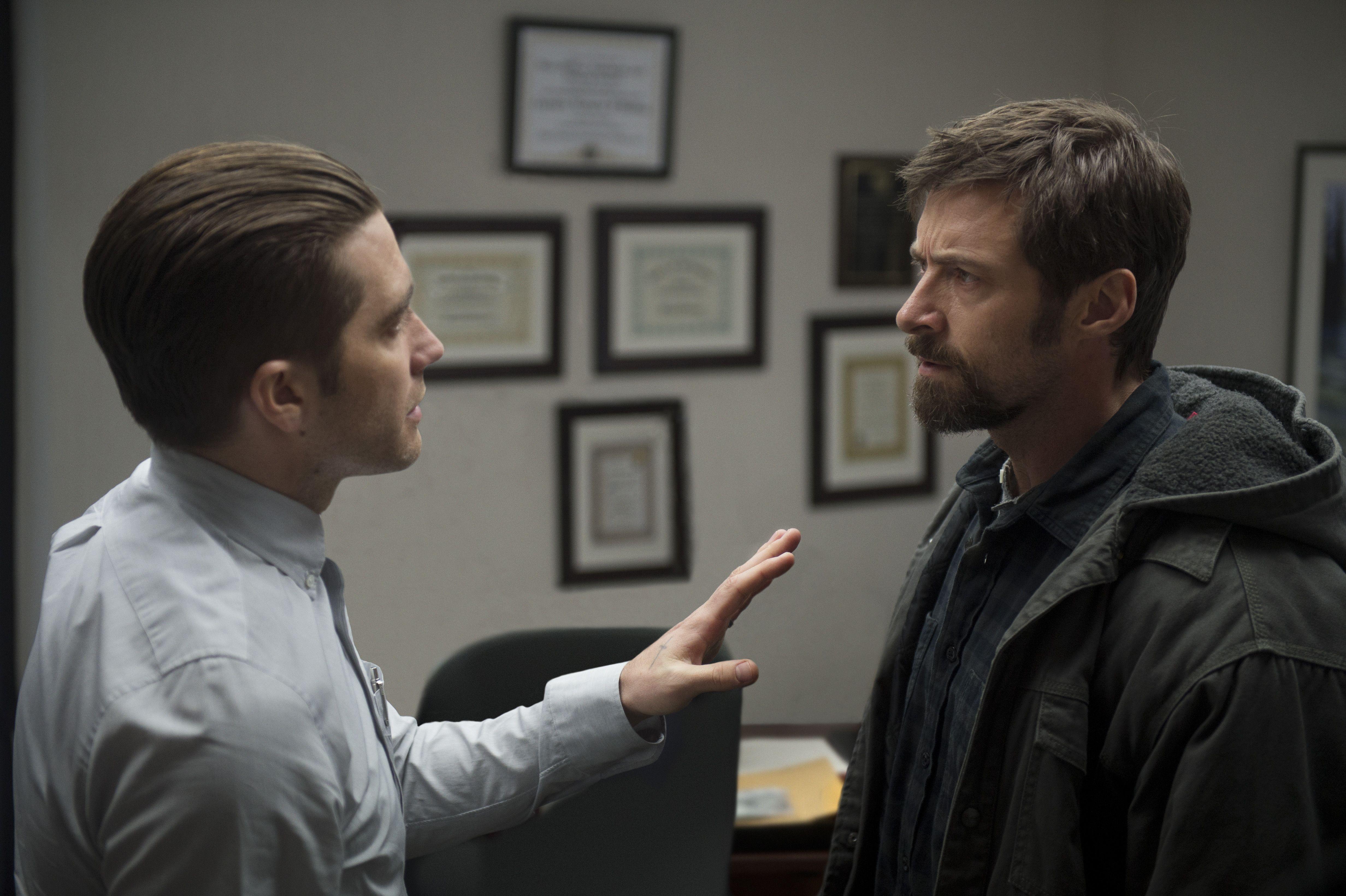 PRISONERS Movie Review... Jake Gyllenhaal Prisoners