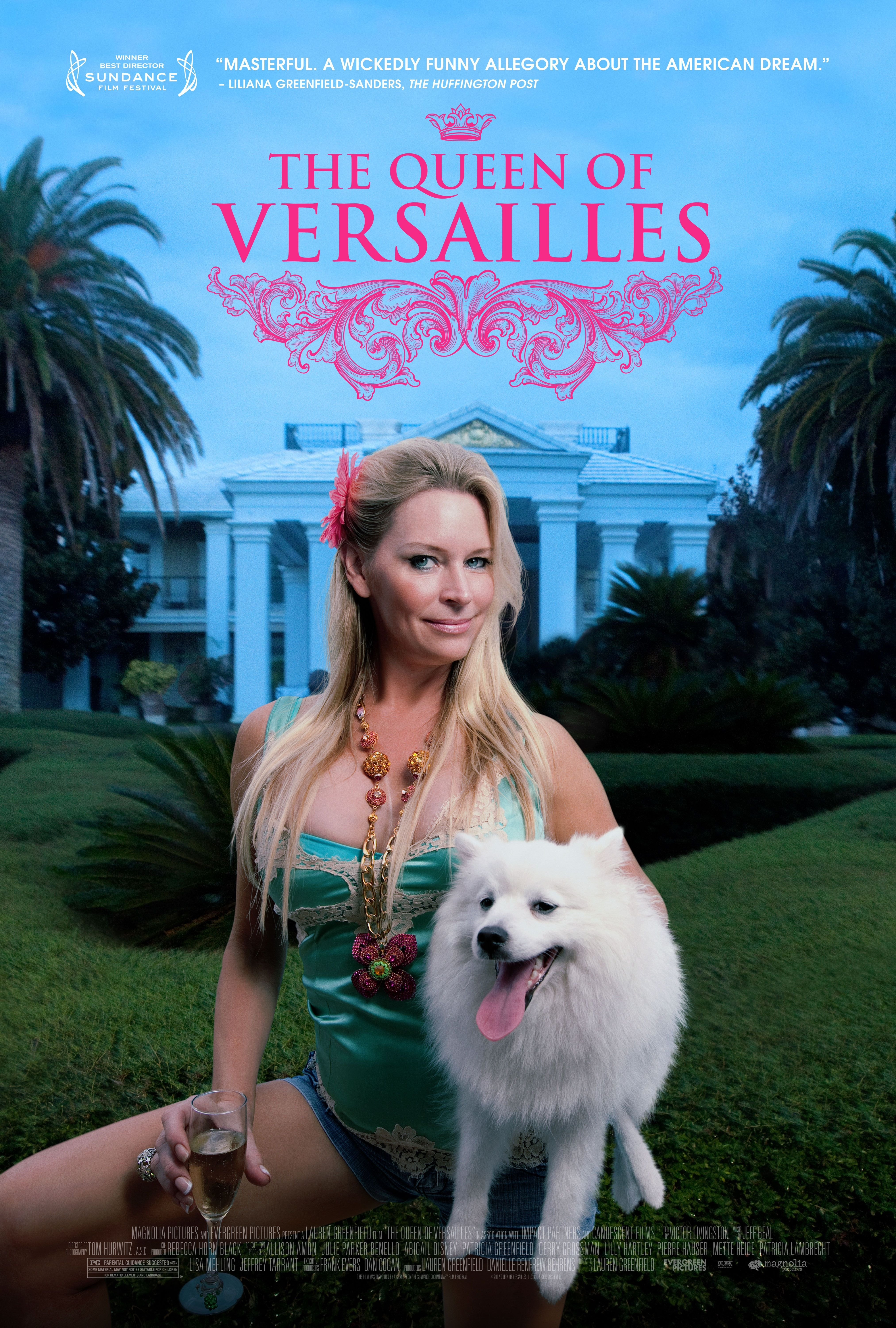 Trailer and poster for the queen of versailles collider for Queen of versailles