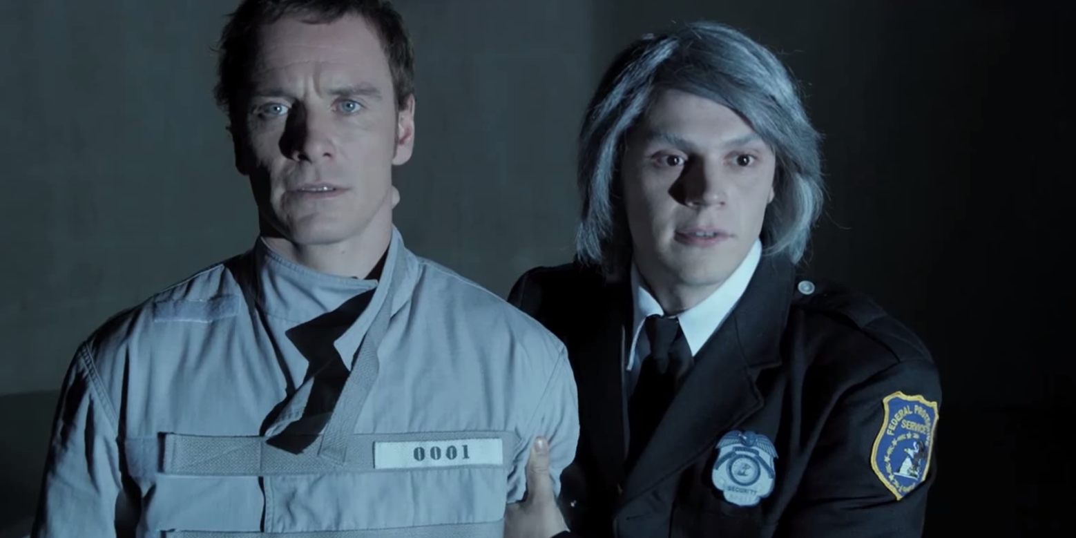 Quicksilver Runs to Social Media for the X-MEN  DAYS OF FUTURE PAST    X Men Quicksilver