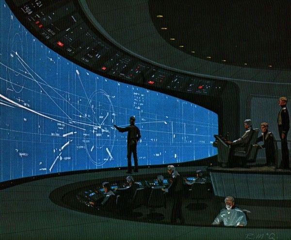 ralph mcquarrie battlestar galactica 3