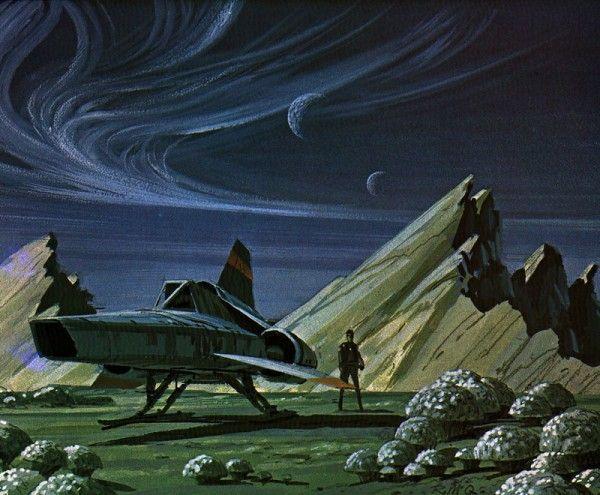 ralph mcquarrie battlestar galactica