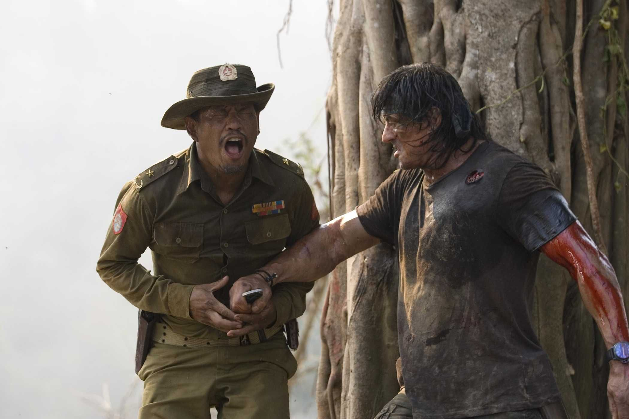 RAMBO Extended Cut Blu-ray Review, LOCK UP Blu-ray Review ...