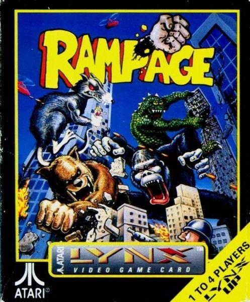 rampage-game-poster
