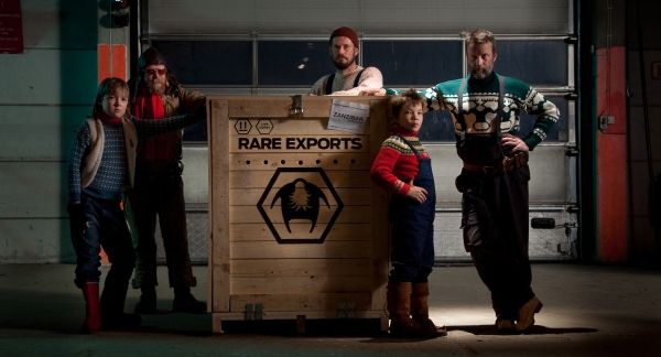RARE EXPORTS: A CHRISTMAS TALE Blu-ray Review | Collider