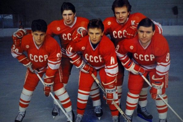 red-army-russian-five