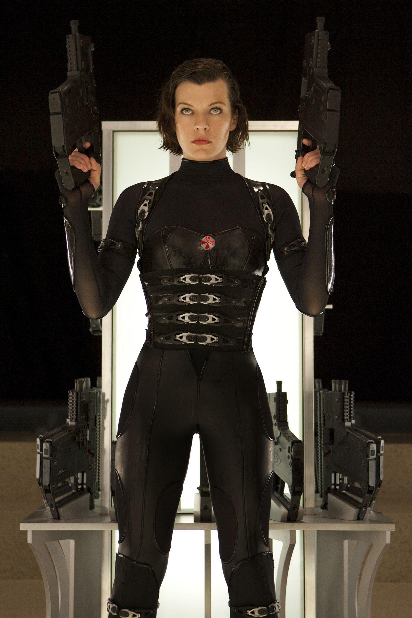 Resident Evil 6 Title:... Milla Jovovich Resident Evil Movie