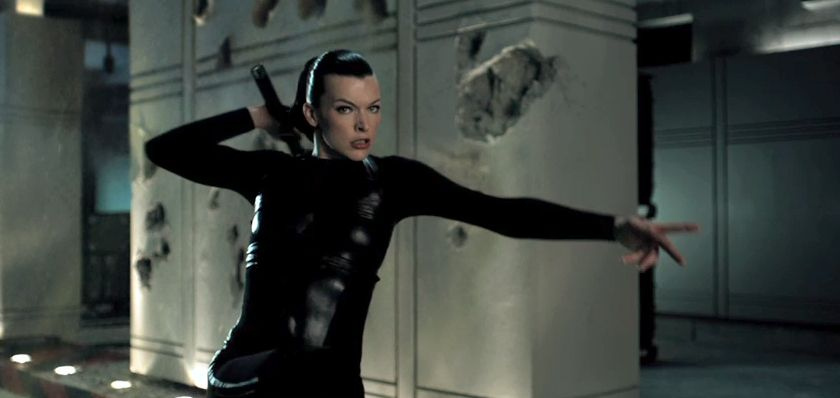 22 Images from RESIDENT EVIL: AFTERLIFE | Collider | Collider