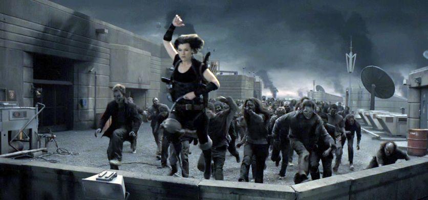 Image result for resident evil movie