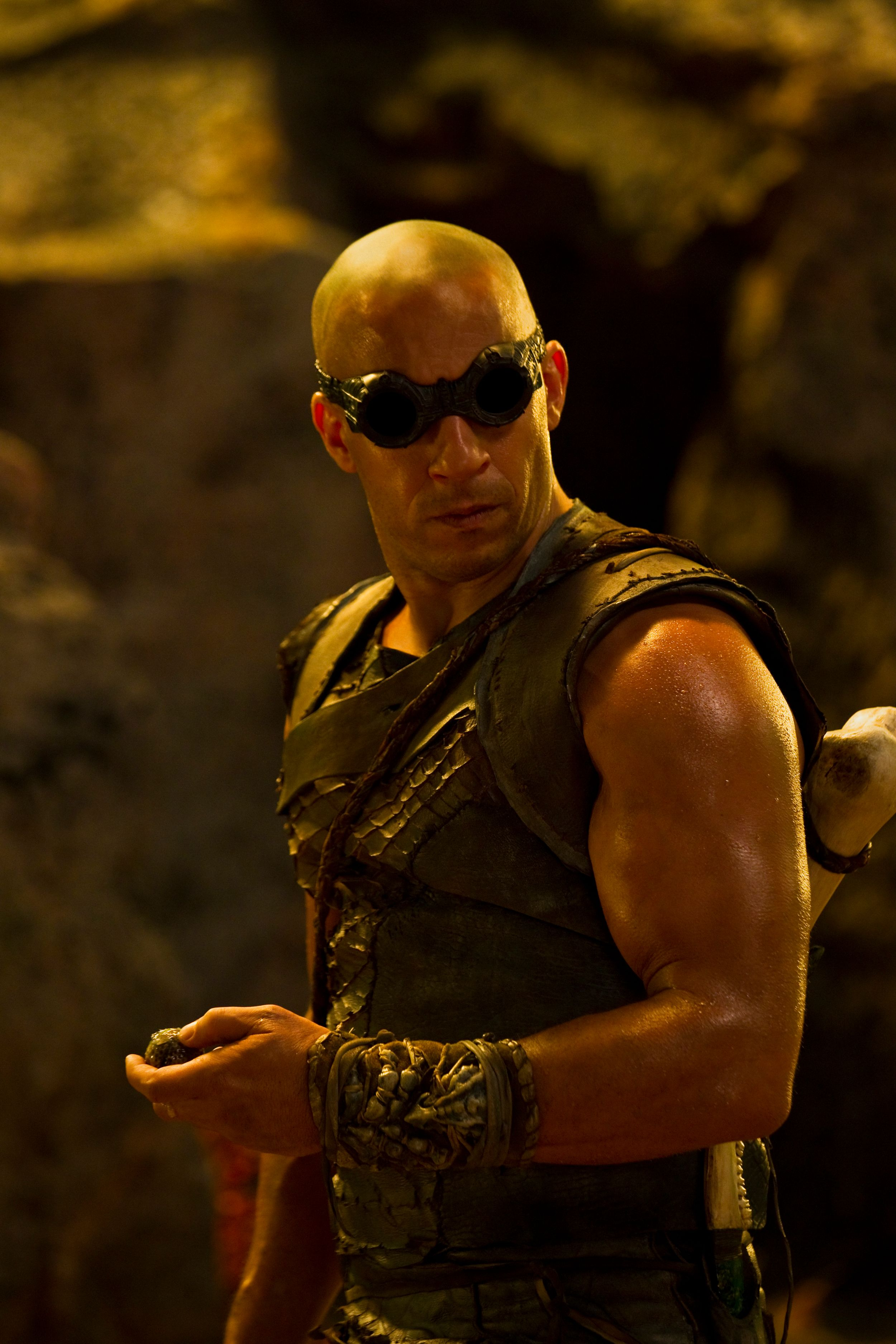 vin diesel talks riddick how he got the sequel made creative freedom and more collider. Black Bedroom Furniture Sets. Home Design Ideas