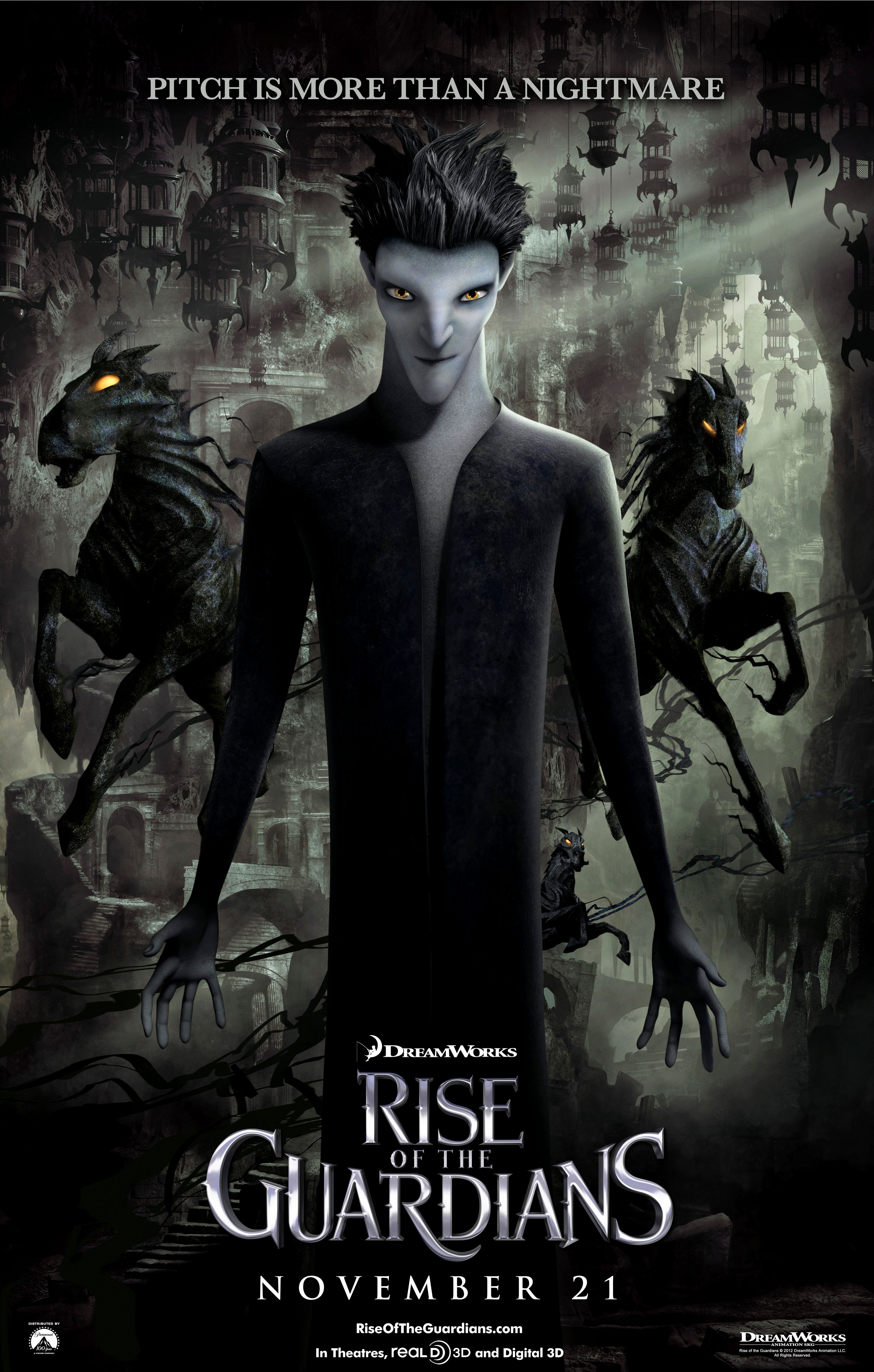 Rise of the guardians character posters collider - Pics of rise of the guardians ...