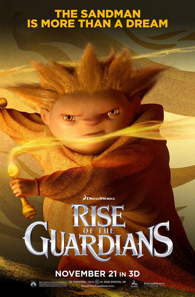 RISE OF THE GUARDIANS Character Posters and Clip | Collider