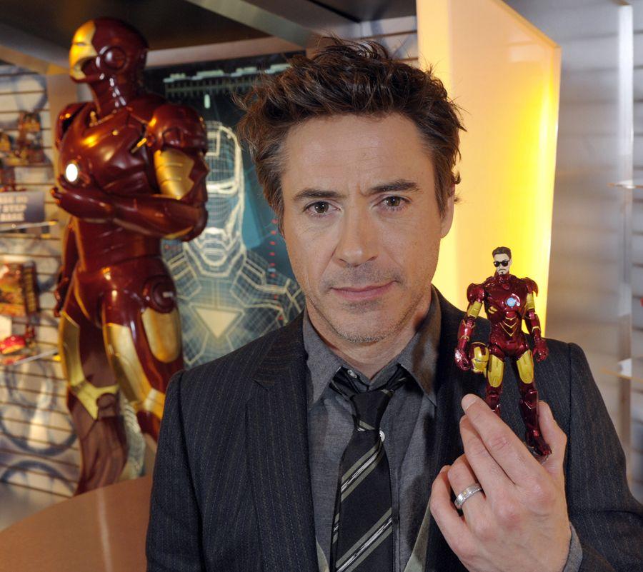 Iron Man 2 Public Identity Vol 1