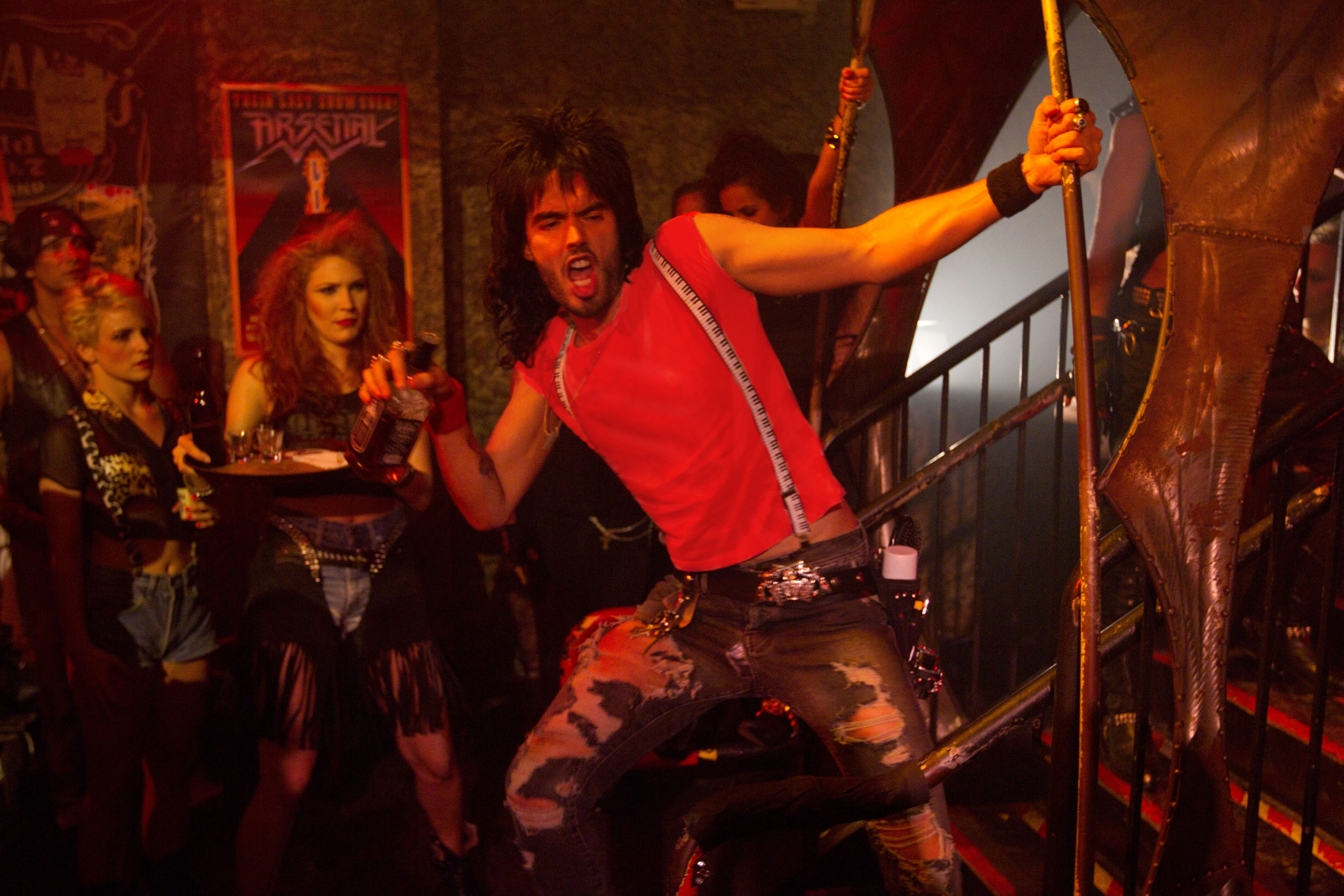 ROCK OF AGES Movie Images Featuring Tom Cruise | Collider