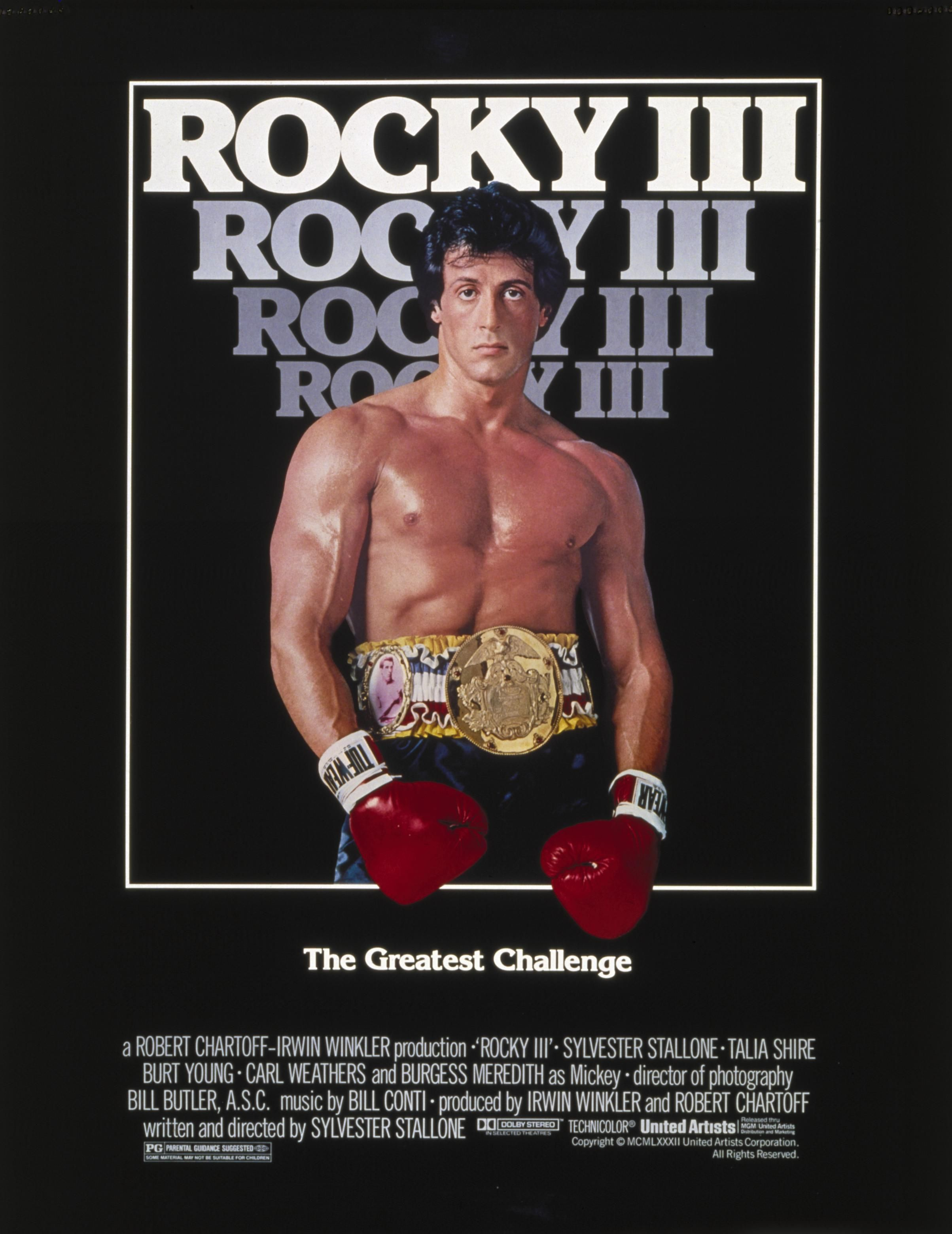 Exclusive: Mondo's ROCKY 3 Poster by Jay Shaw | Collider ...
