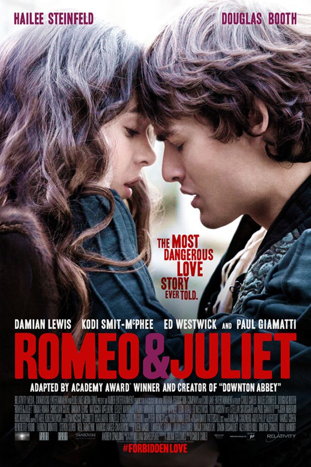 Romeo And Juliet Movie Clips Romeo And Juliet Stars Hailee