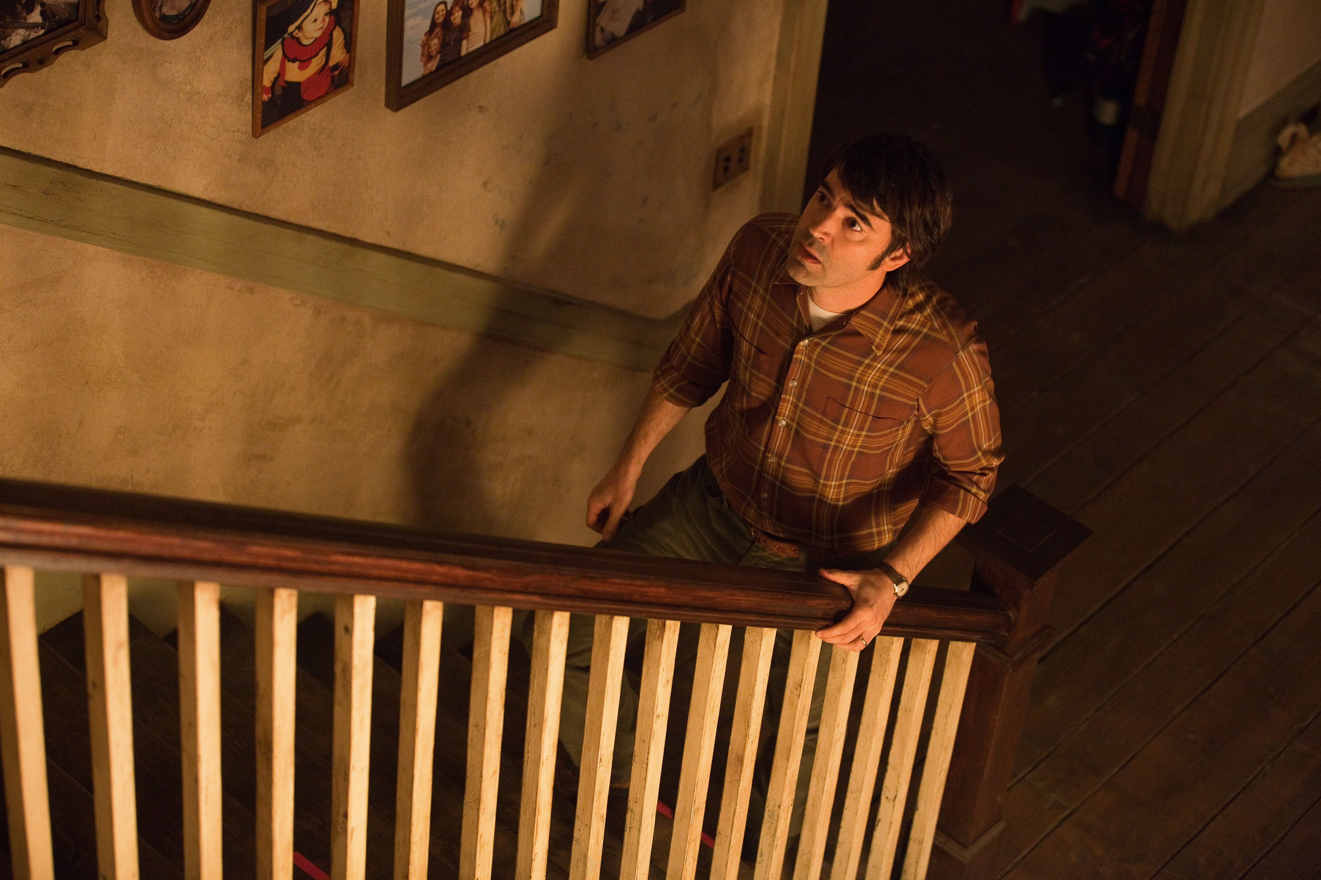 ron livingston the conjuring