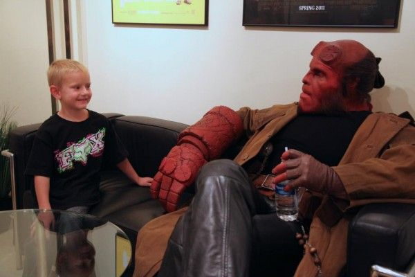 ron-perlman-hellboy-make-a-wish-1