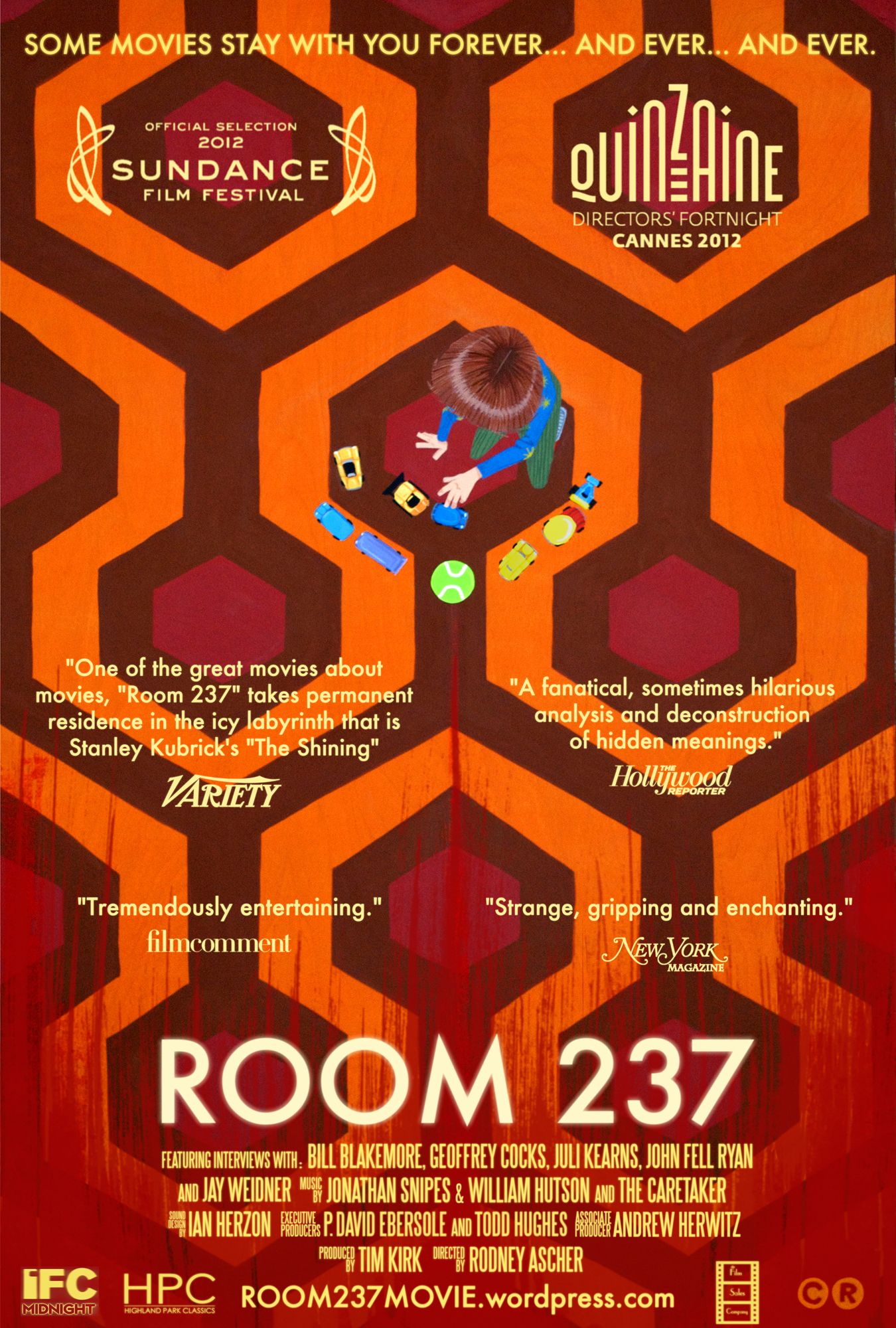 Image result for room 237 film poster