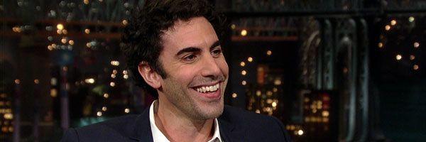 Sacha Baron Cohen to P...