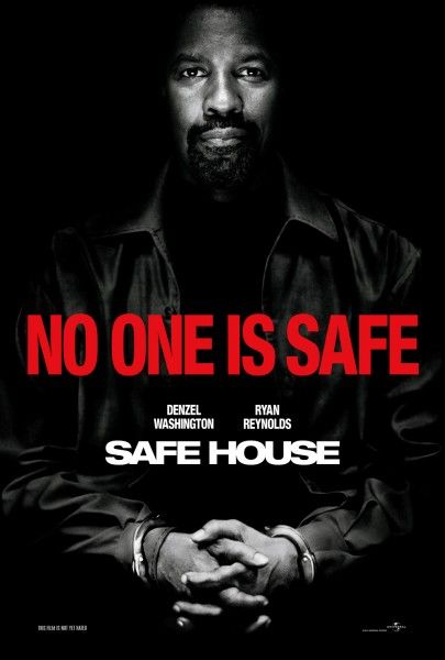 safe house 2 poster denzel washington