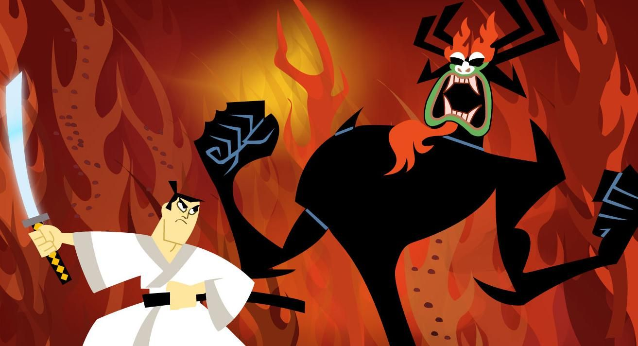 Samurai Jack Image Reveals a Darker Take on the Hero ...