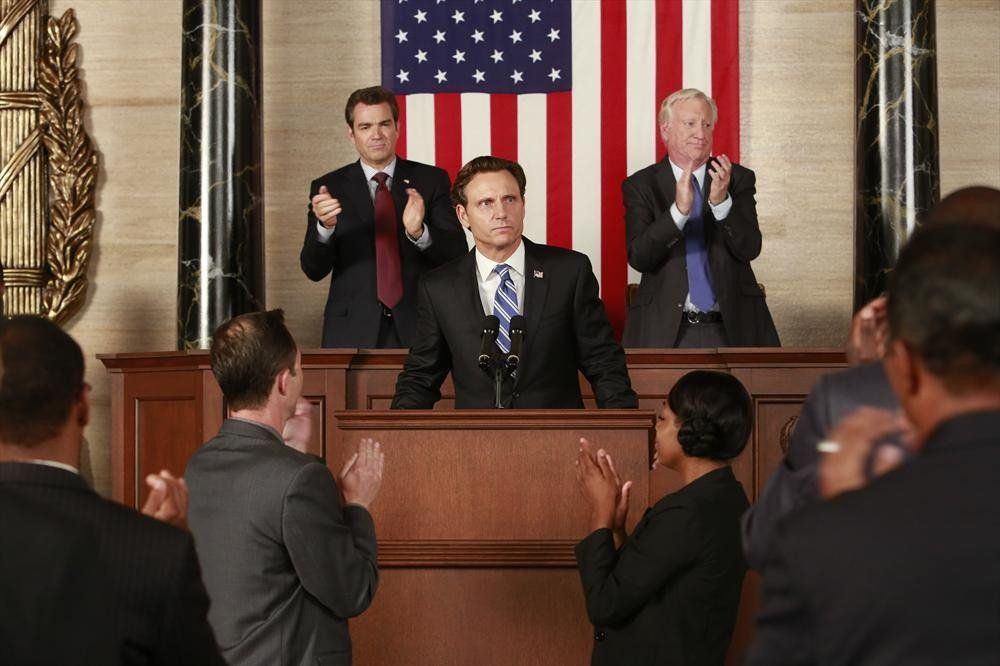 Scandal recap season 4 episode 2 the state of the union for Farcical part of speech