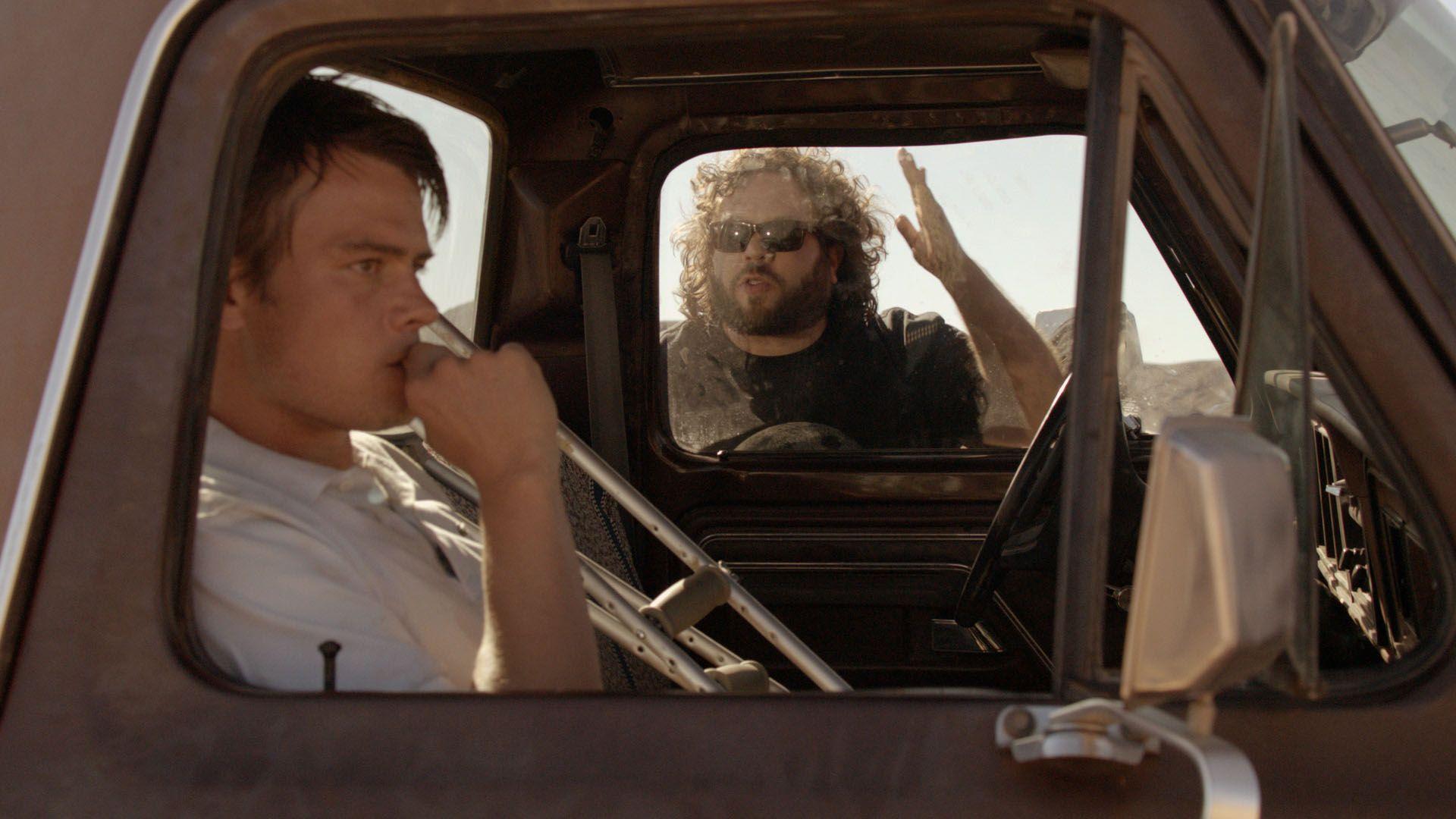 Scenic Route Interview: Josh Duhamel, Dan Fogler, and the ...