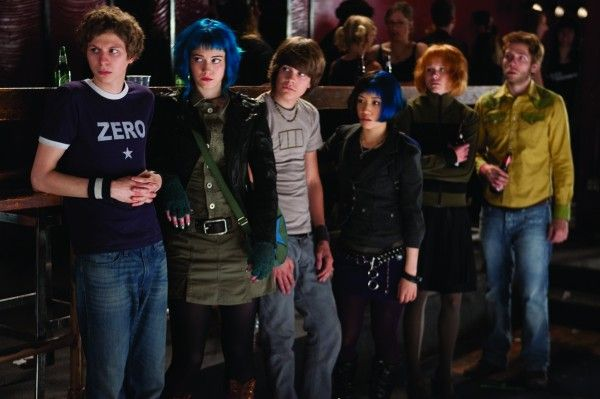 Scott Pilgrim vs. The World movie image Michael Cera