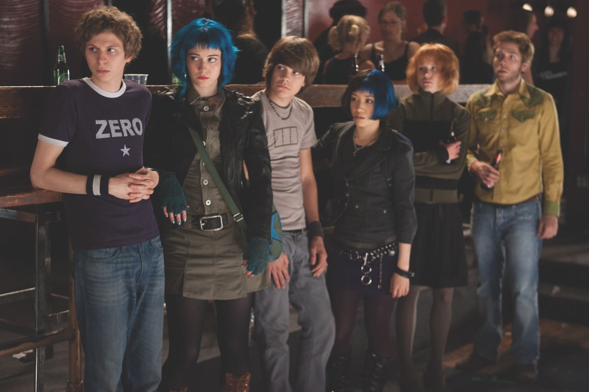 Ramona Flowers Scott Pilgrim Movie