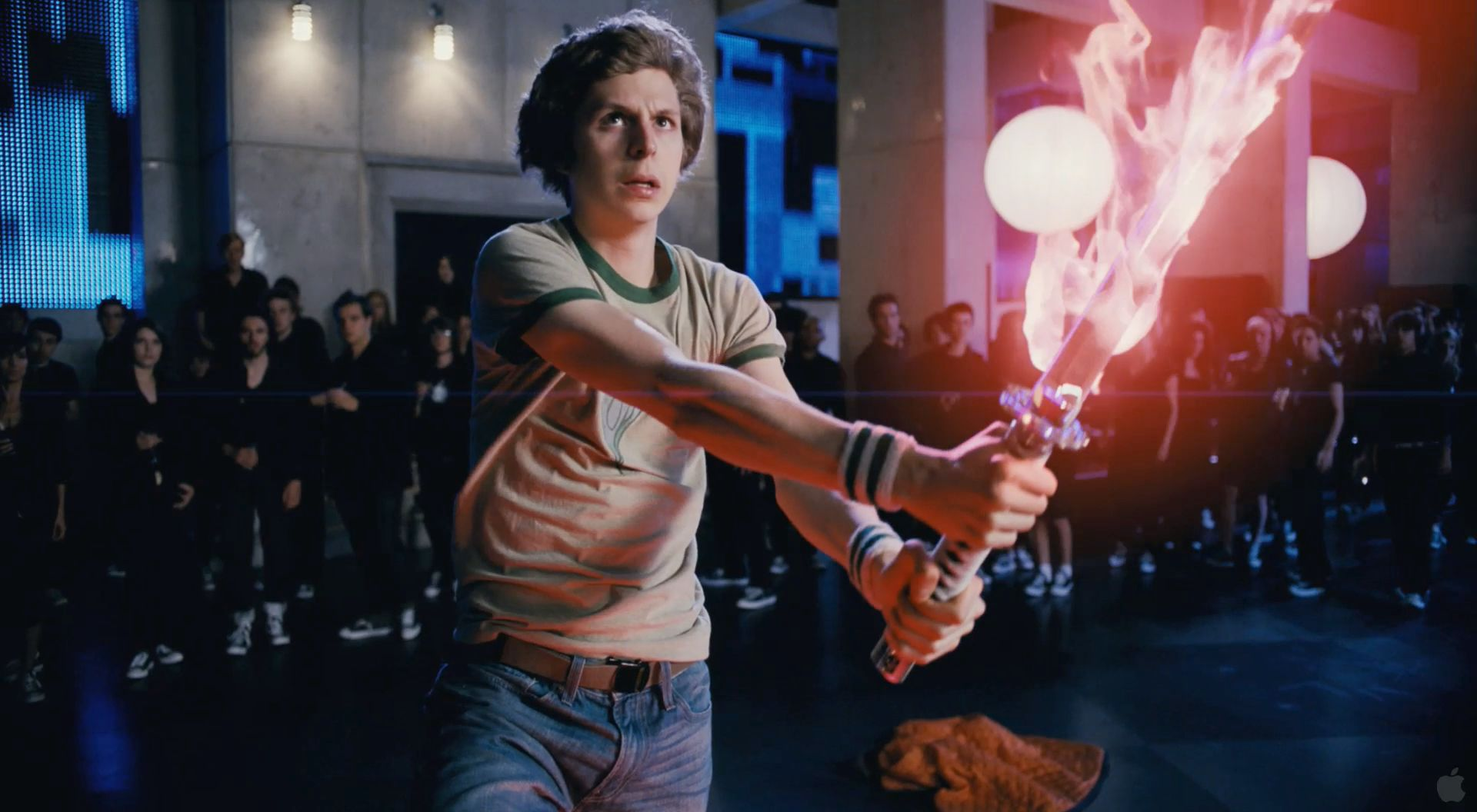 Watch Scott Pilgrim Vs. The World Full HD Online