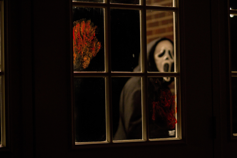 Wes Craven Talks Scream 4 Movie Images Collider