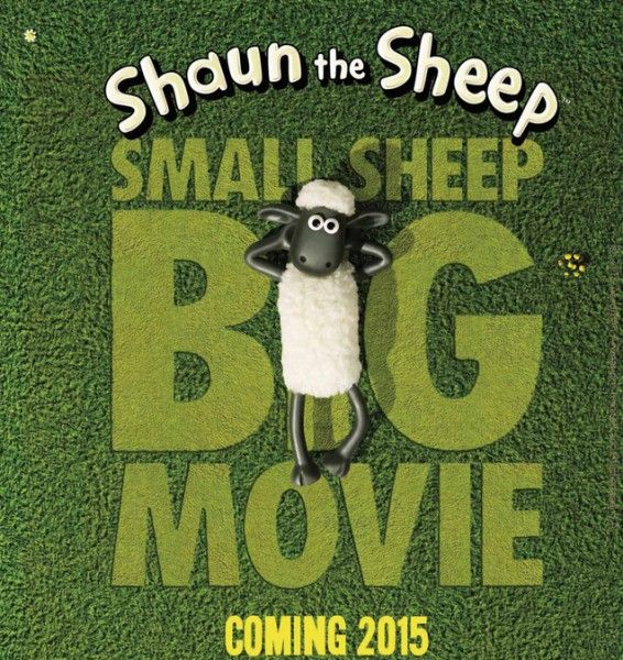 shaun the sheep promo poster