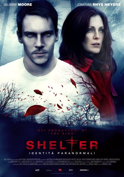 SHELTER Movie Poster Jonathan Rhys Meyers Julianne Moore ...
