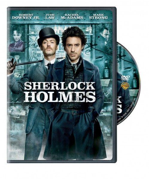 Sherlock Holmes DVD image