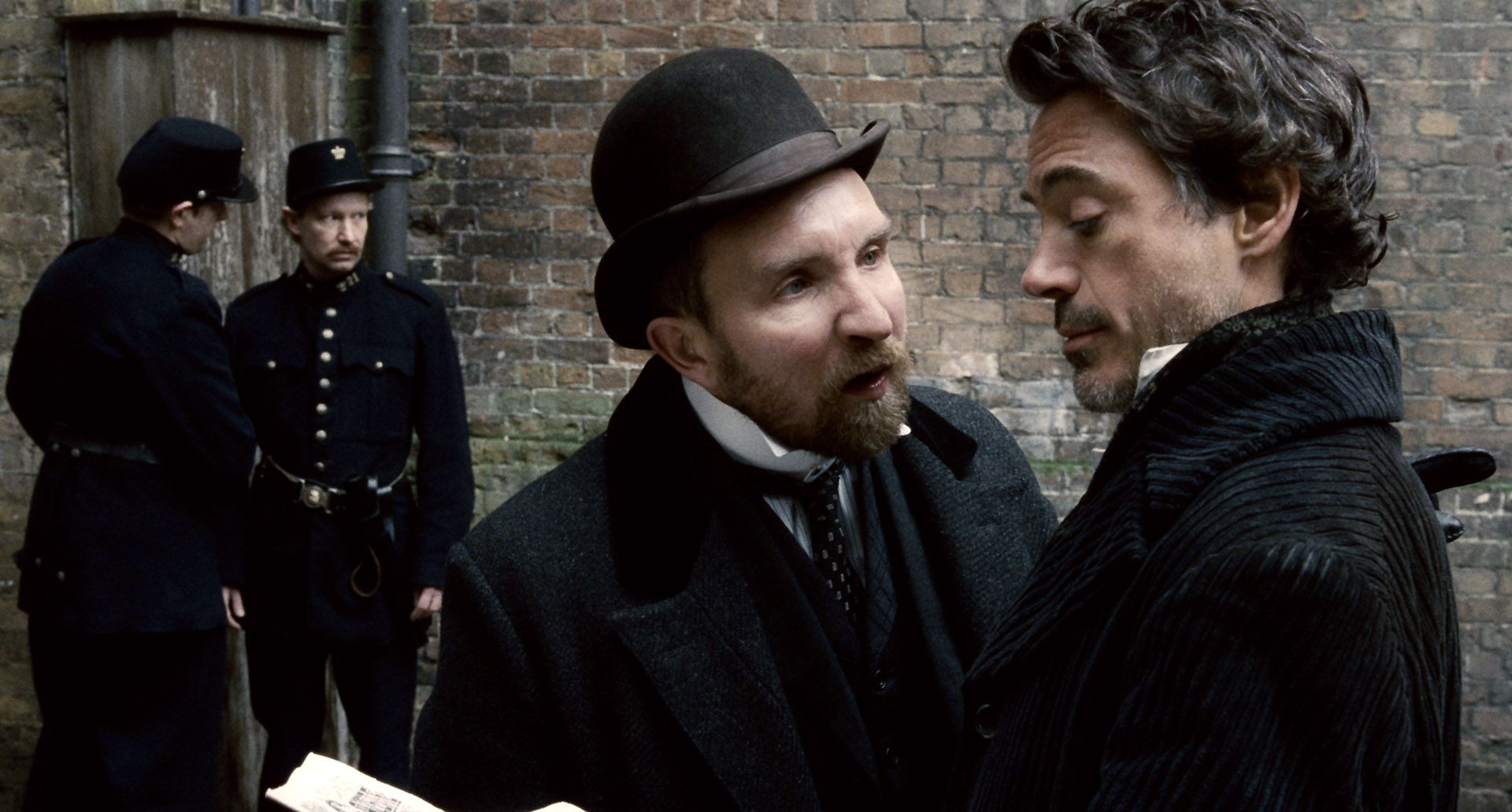 37 High Resolution Images From Sherlock Holmes Collider